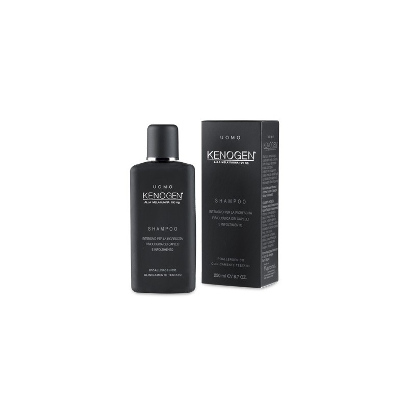 KENOGEN MELATONIN MEN'S SHAMPOO