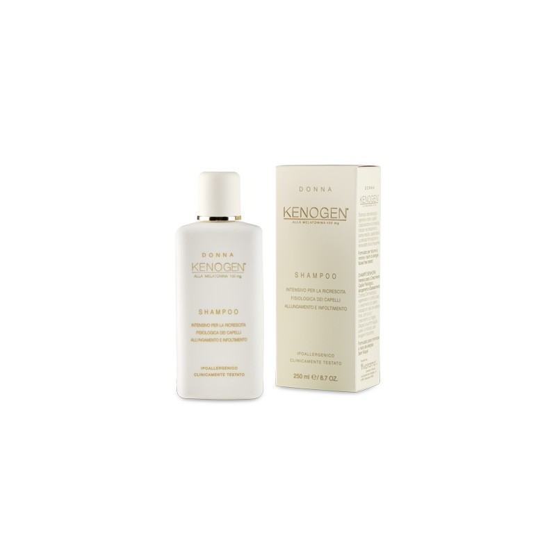 KENOGEN MELATONIN WOMEN'S SHAMPOO