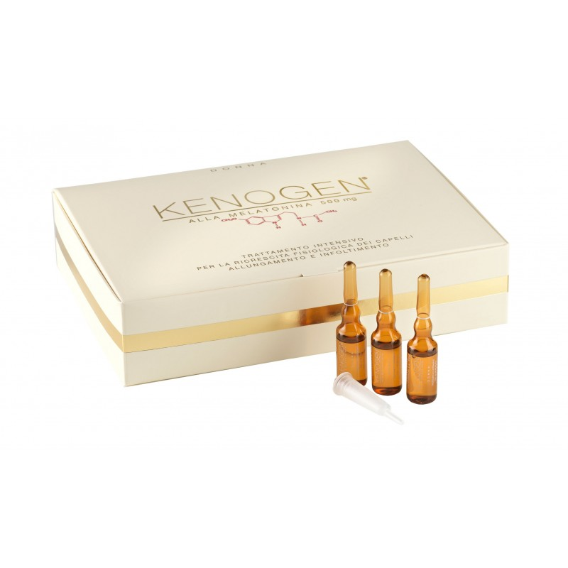 KENOGEN MELATONIN LOTION FOR WOMEN 30 VIALS