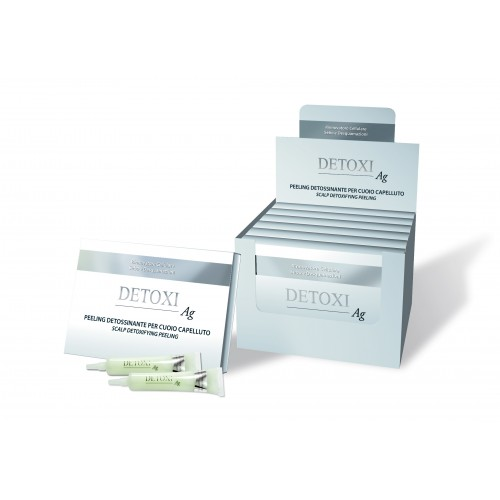 DETOXI Ag CELL REPAIRER Sebum and Desquamation