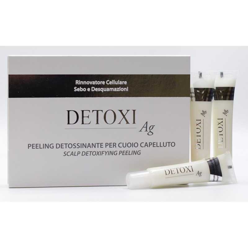 DETOXI Ag CELL REPAIRER Sebum and Desquamation