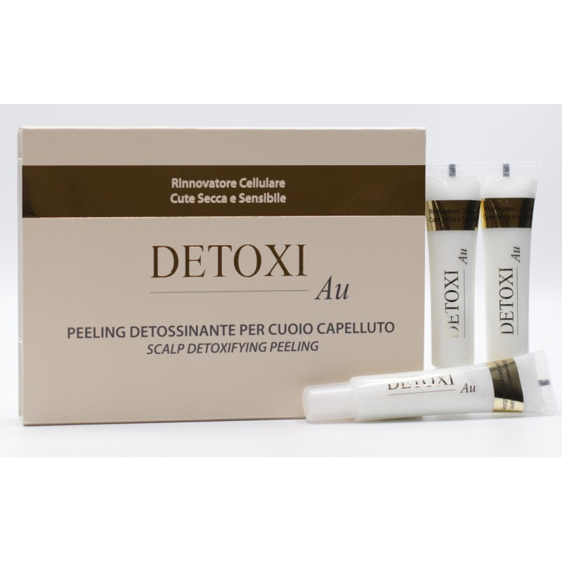 DETOXI Au CELL REPAIRER Dry and Sensitive Scalp