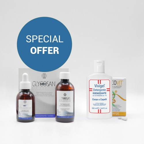 Glycosan Glycosan Plus Bio Complex Anti-Hair Loss Treatment SPECIAL OFFER
