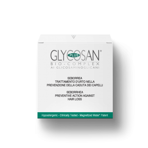 GLYCOSAN PLUS SHOCK TREATMENT TO PREVENT SEBORRHEIC HAIR LOSS